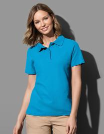 Short Sleeve Polo Women